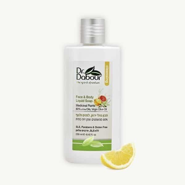 סבון נוזלי ירוק - הדרים