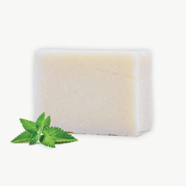 סבון מוצק טבעי מנטה